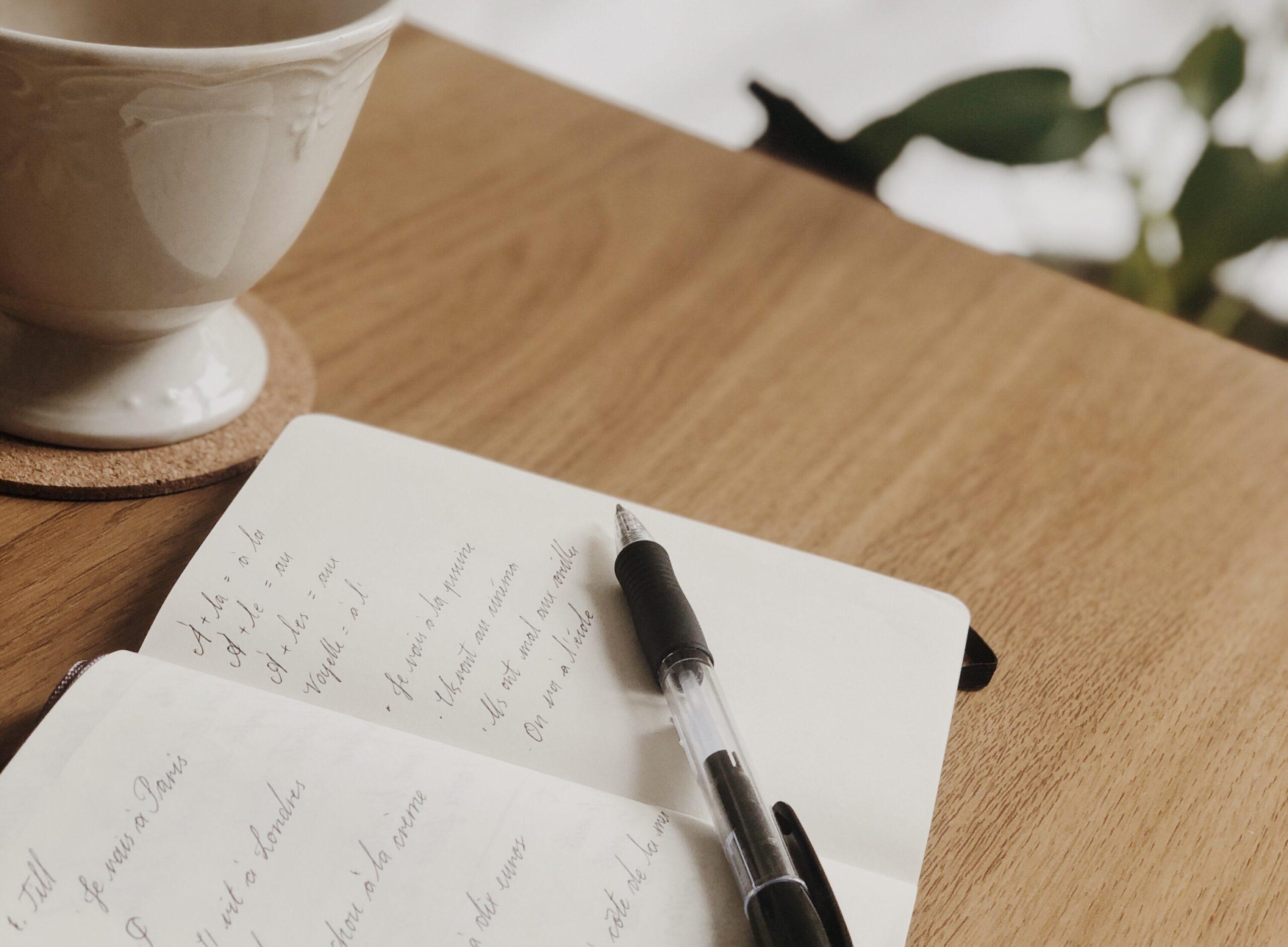 Top 4 Best 0.5 Gel Pens – Fine Tip & Black Ink