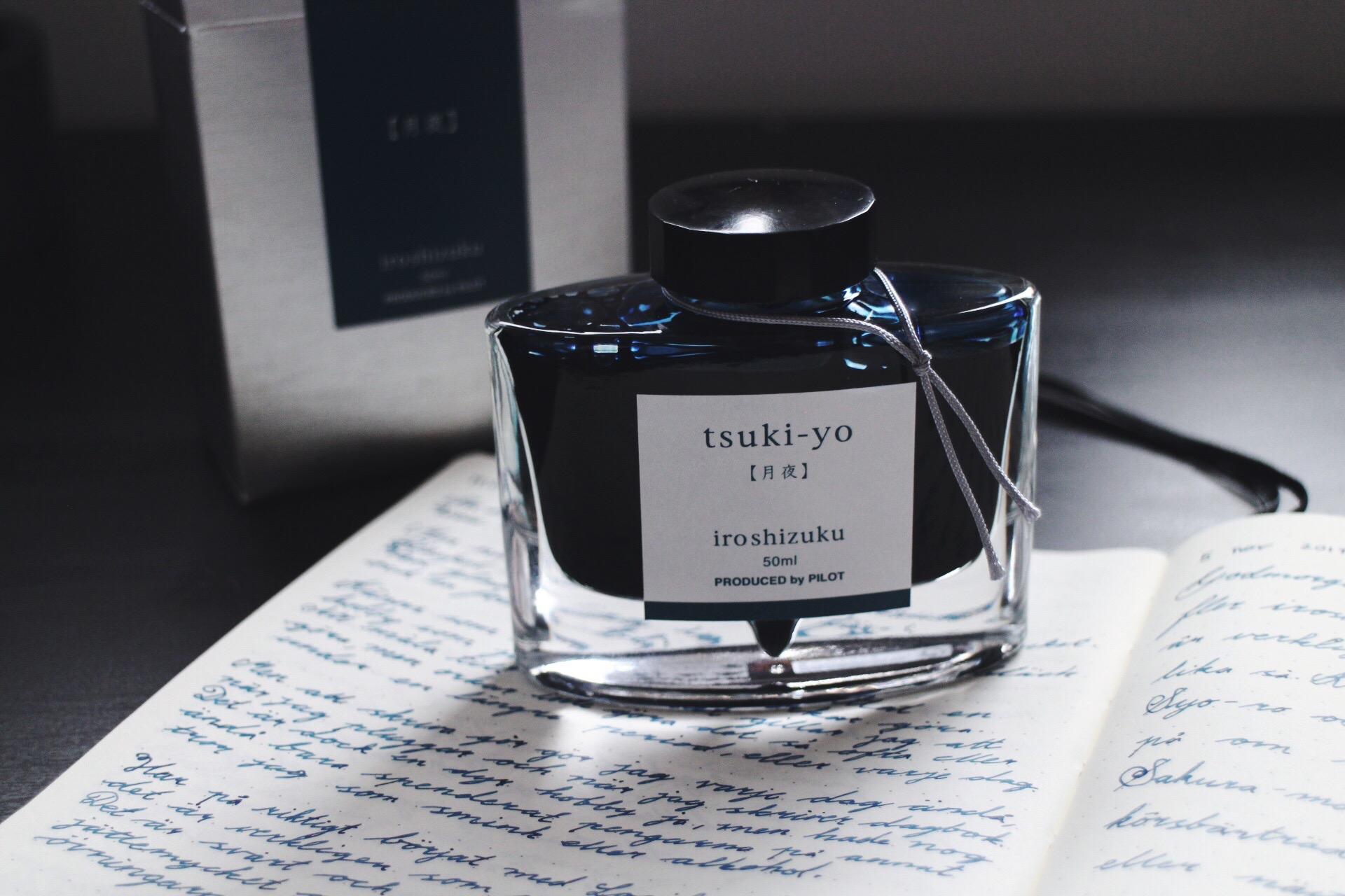 Ink Recommendation: Iroshizuku, Tsuki-yo