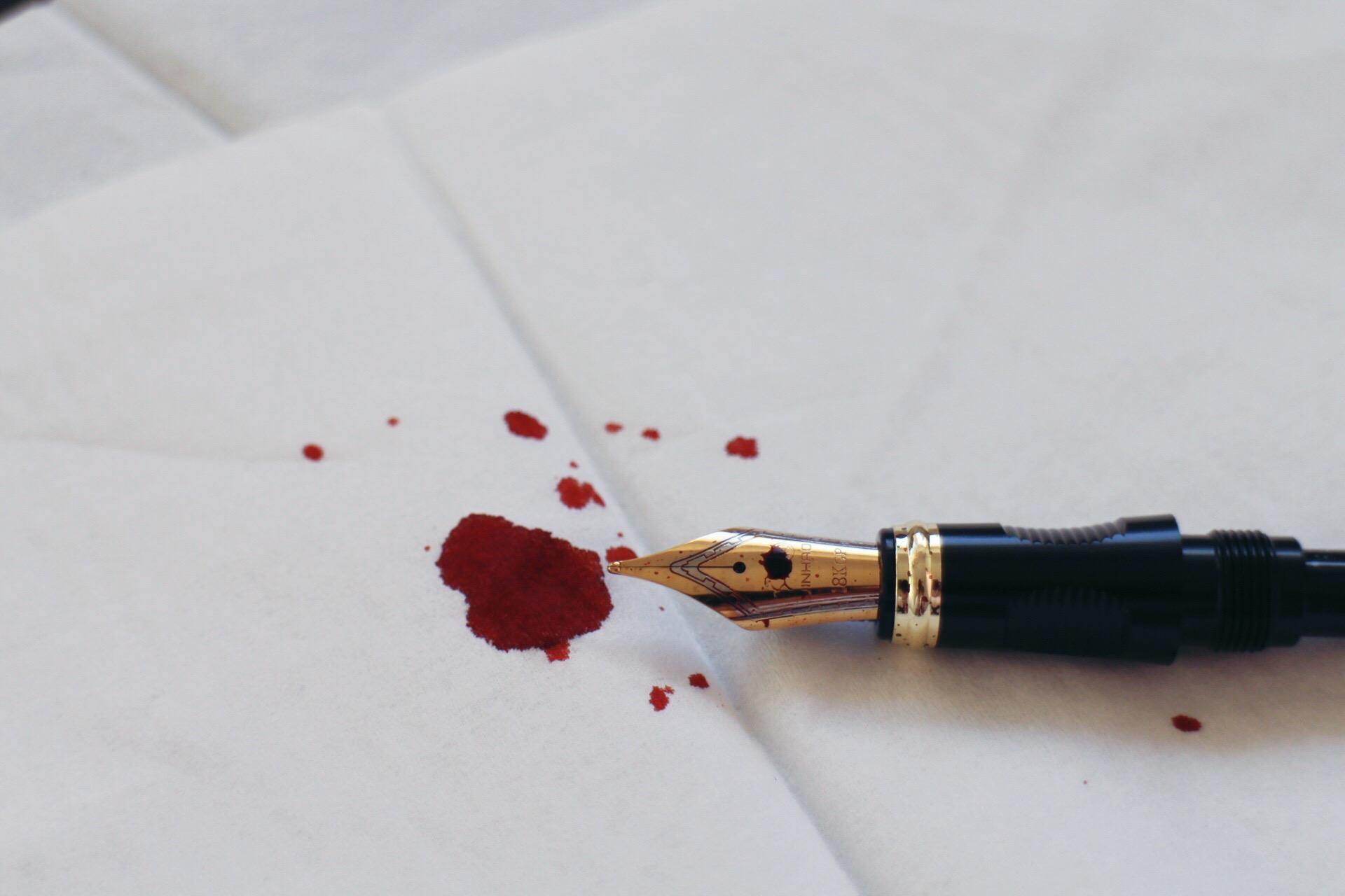 My Top 3 Favorite Fountain Pens